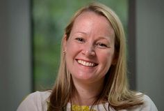 Dr. Nicole (Niki) Robinson joins Fred Hutch Monday as the new vice president of business development and industry relations. Bo Jungmeyer / Fred Hutch News Service