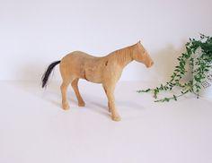 Sueco Folk Art caballo madera //Talla sueca de por tiendanordica