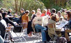 Cafe Wintergarten im Literaturhaus