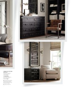 Restoration Hardware Small Spaces furniture line | Small space, big ...