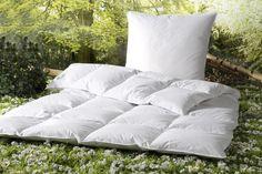 Bettdecke Daune Canada Federbettdecke, warme Bettdecke, Steppbett - Hochwertige Bettdecke sorgt für erholsamen Schlaf in wohlig-weichen Federn und Daunen