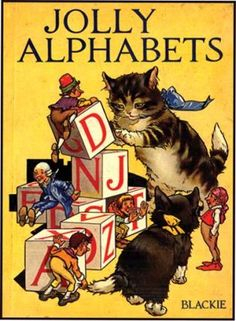 JOLLY ALPHABETS AND PUZZLES