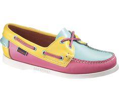Sebago Spinnaker shoes <3