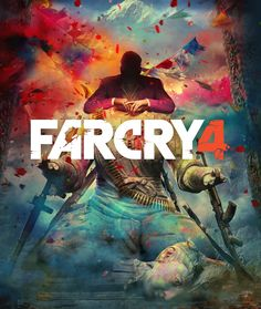 Far Cry 4. Patiently awaiting the release of this continuation to the best gaming franchise on the planet. ❤ Far Cry ❤