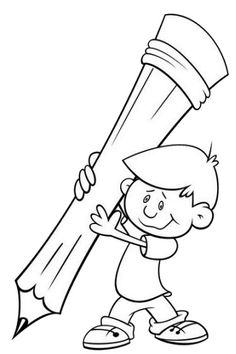 Art Drawings For Kids, Outline Drawings, Cute Drawings, Coloring Pages For Boys, Coloring Book Pages, Strawberry Shortcake Coloring Pages, Art Room Doors, Drawings Pinterest, Children Sketch