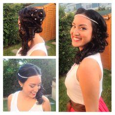 Make up and hair asian wedding