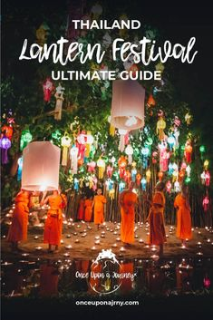 Wondering what its like to join Thailands famous lantern festival? In Chiang Mai, youll find the best place to celebrate Yi Peng and Loi Krathong, so weve put together the ultimate guide to Chiang Mai Lantern Festival in Thailand. #Thailand