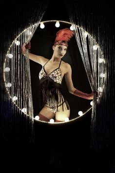 Itsy Bitsy Vintage Burlesque Boudoir Collection-Global Intimate Wear