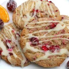 Cranberry Orange Cookies - Allrecipes.com