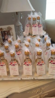 Bridal shower favors #weddingfavors