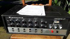 Ich verkaufe hier einen Dynacord Gigant Gesangsverstärker mit 6 Kanälen. Das Teil hat mächtig...,Gesangsverstärker Dynakord Gigant 6 Kanal Vintage in Bielefeld - Sennestadt