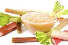 Rhubarb sauce recipe #healthyeating #recipes