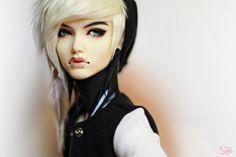 Lucre - POn PoN Pon by darknaito on DeviantArt Go Pink, Poppy Parker, Anime Dolls, Tumblr Boys, New Dolls, Art Moderne, Cute Dolls, Fantasy, Ball Jointed Dolls