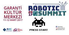 Boğaziçi Üniversitesi 'RoboticSummit' Etkinliği