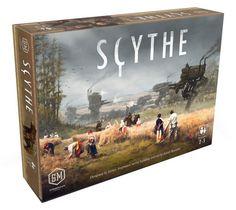 Enter to Win Scythe!