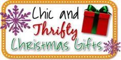 Easy homemade Christmas gift ideas :)