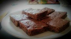 Cuketovo-jablkový takmer brownies