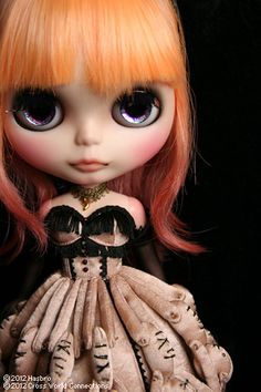 Blythe, passion for fashion