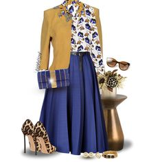 """Vionnet Skirt"" by kitsdesigns on Polyvore"