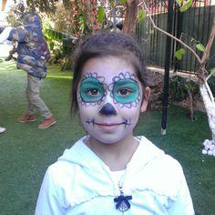 Monster High #face #painting #yüz #boyama