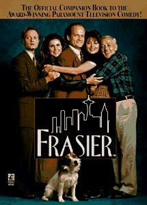 """""""Frasier"""": The Official Companion Book to the Award-winning Paramount Television Comedy by Jefferson Graham America Funny, Comedy Show, Every Day Book, Book Summaries, Paperback Books, Best Selling Books, Tv On The Radio, Book Publishing, Book Recommendations"""