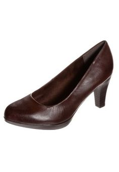 Marco Tozzi Platform heels - brown for £35.00 (19/10/14) with free delivery at Zalando
