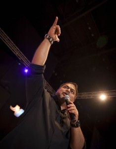Are you with me? - Dato' Vijay Eswaran