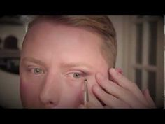 HOW TO: EXTEND YOUR EYESHADOW (NON DRAMATIC EXTENDING) DAILY WEAR. He is so great and informational.. if you have small eyes, small lids or monolids, this video really helps you define your eye shape