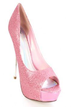 Bachelorette Party Shoes!