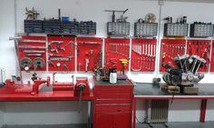 Werkstatt - Harley Davidson Motoren & Getriebe Instandsetzer