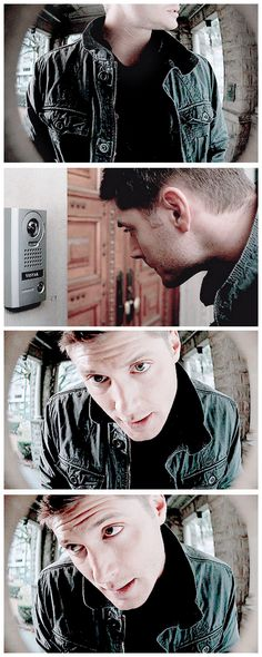 The doors is always open for you Dean, come on in..... 6x12 Like A Virgin #SPN #Dean