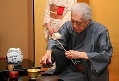 Japanese Tea Ceremony 茶道 - The Japanese tea ceremony, also called the Way of Tea, is a Japanese cultural activity involving the ceremonial preparation and presentation of matcha, powdered green tea. 7/20/14 AM