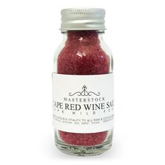 This Red Wine Salt seasoning is a flavourful addition to stews, soups, sauces, dressings and salads. Made by blending a full-bodied red wine reduction blended w Full Bodied Red Wine, Red Wine Reduction, Good Find, Ruby Red, Full Body, Dressings, Stew, Sauces, Pure Products