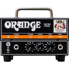 Micro Dark 20W Tube Hybrid Amp Head | Musician's Friend