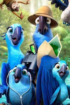 Halloween: Over 100 Disney Costumes That Will Win Every Contest Disney Kawaii, Art Disney, Disney Movies, Punk Disney, Pixar Movies, Movie Wallpapers, Cute Cartoon Wallpapers, Disney Halloween, Rio Movie