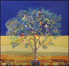 Matizes Bordados Dumont: Brincadeiras na Árvore. Click toenlarge
