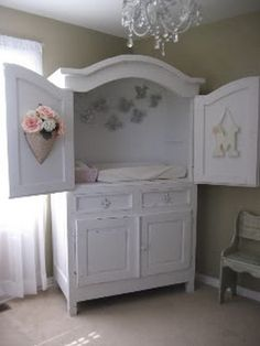 furniture from repurposed items | New uses for old Furniture and Household items