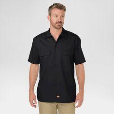 Dickies Men's Original Fit Short Sleeve Twill Work Shirt-