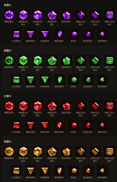 Gemstone _ [Diablo 3] database _ Diablo 3 Chinese ...
