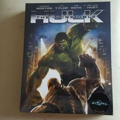 #Brand new the #incredible hulk nova media blue ray dvd #number 0881 ,  View more on the LINK: http://www.zeppy.io/product/gb/2/142113443757/