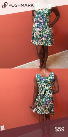 Tracey Reese silk split back shift dress 92% silk dress, fully lined. 31.5 inches long. Super cute split open back. Excellent condition Tracy Reese Dresses