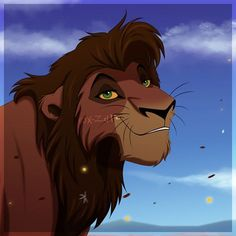 Kovu: The Lion King 2 Is it possible to think a lion is cute--when your 8, YES!!!