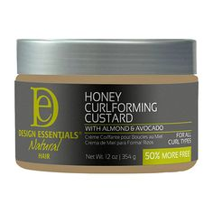 Ingredients: Paraben-FreeCountry of Origin: Made in US Natural Honey, Natural Hair Tips, Natural Hair Styles, Poofy Hair, 4a Hair, Black Hair Care, Types Of Curls, Textured Hair, Hair Hacks