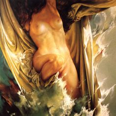 H.C. Berann - Aphrodite