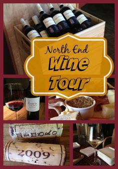 North End Wine Tour