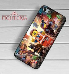 lego movie 217-1nna for iPhone 6S case, iPhone 5s case, iPhone 6 case, iPhone 4S, Samsung S6 Edge