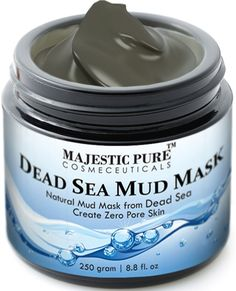 Dead Sea Mud Mask provides care for Your Skin and body. Due to it's unique high…
