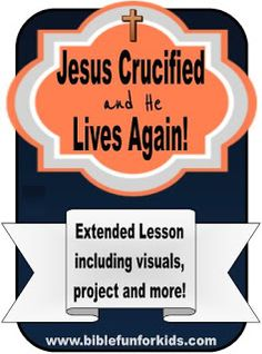 Jesus is Crucified and Lives Again!