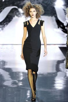 Badgley Mischka | Fall 2012 Ready-to-Wear Collection | Vogue Runway