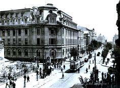1975, Bucharest, Romania, Louvre, Europe, Culture, Building, Creative, Travel